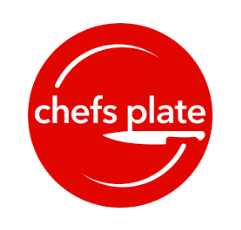 Chefs Plate logo on white background