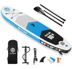 Goosehill Stand Up Paddle Board on white background