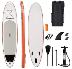 Xylove Stand Up Paddle Board on white background