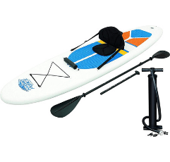 Bestway Hydro-Force Inflatable Paddle Boards on white background