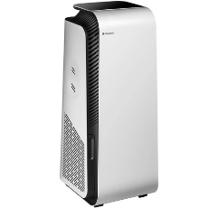 Blueair HealthProtect Smart Air Purifier on white background