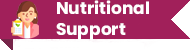 a burgundy ribbon nutritional support for meal delivery services
