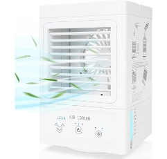 Fitfirst Portable Air Conditioner on white background